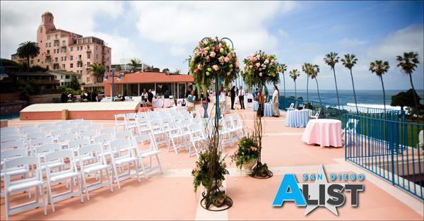 La Jolla Ss Hotel Wedding Ideas 2018