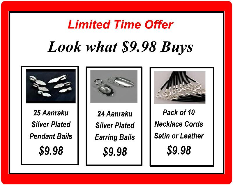Pendants Earring Cords $9.98