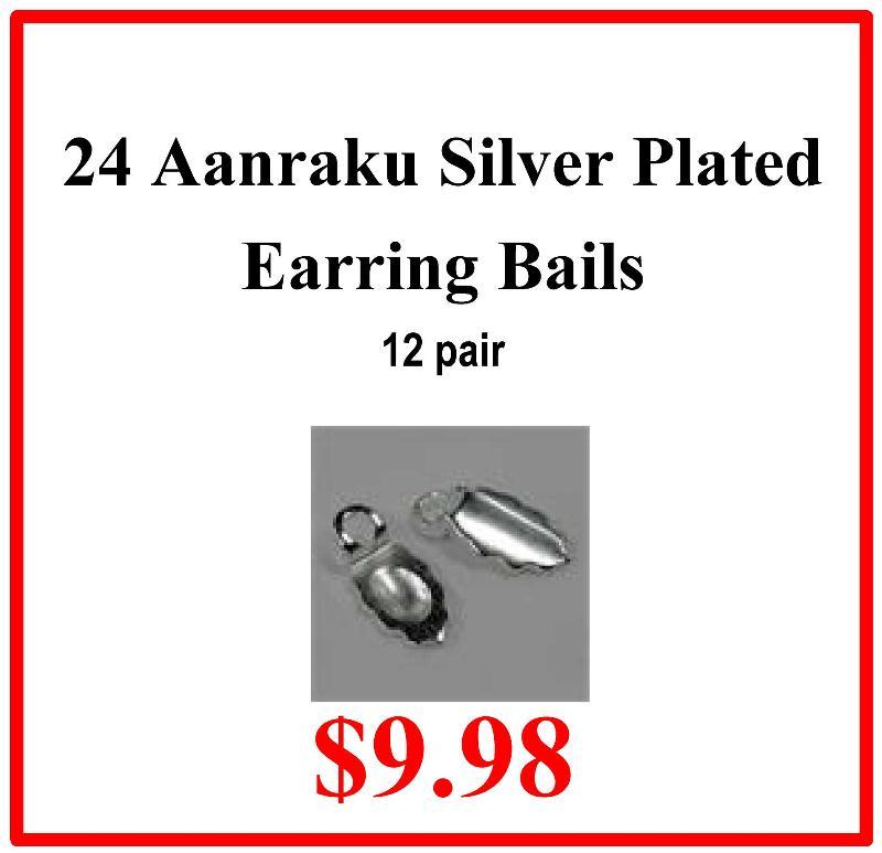 Aanraku SP Earring Bails $9.98