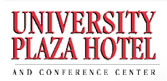 University Plaza Logo