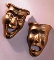 drama masks 1