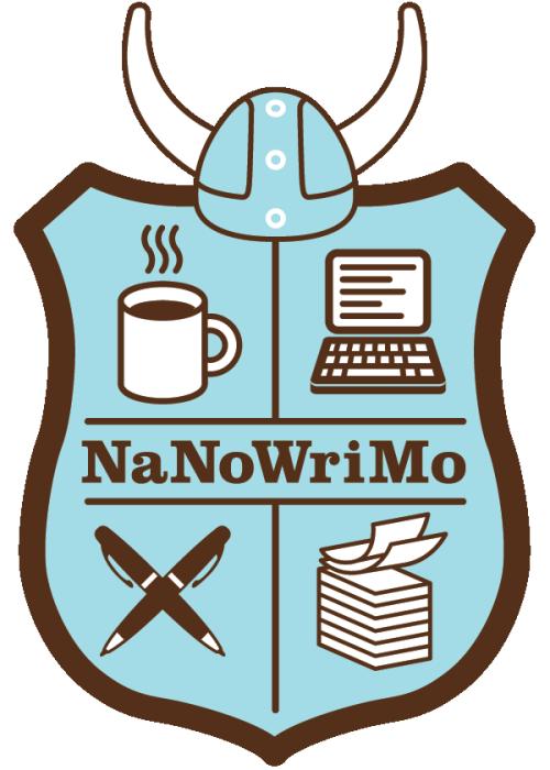 NaNoWriMo crest