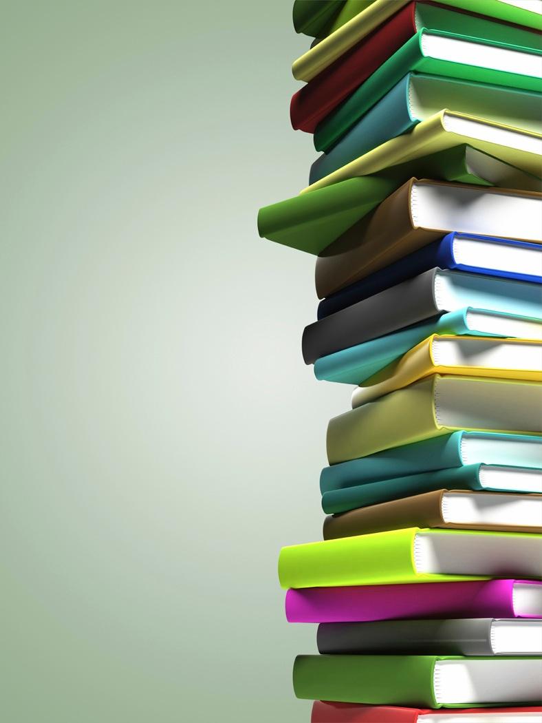 stack o books