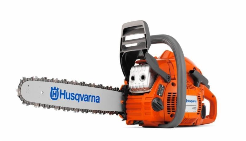 Husqvarna Chainsaw Safety Class 2014