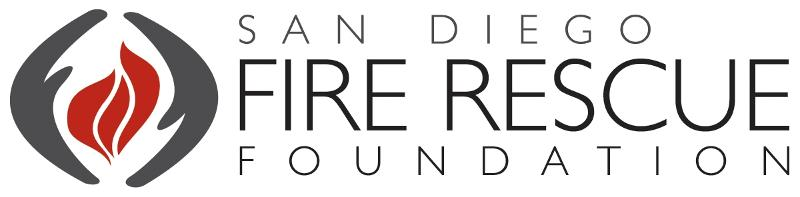 san diego fire rescue foundation logo