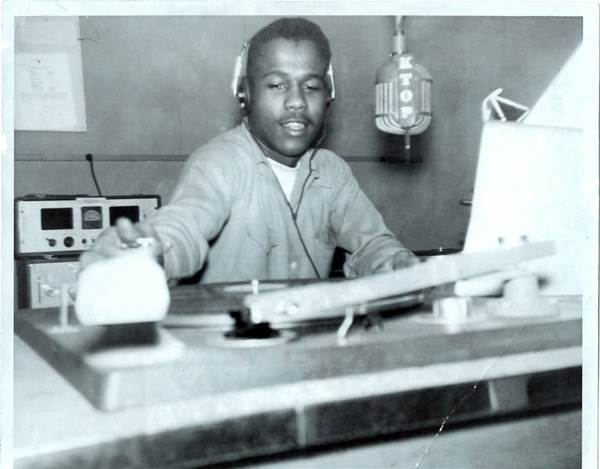 Ernie Douglas early days