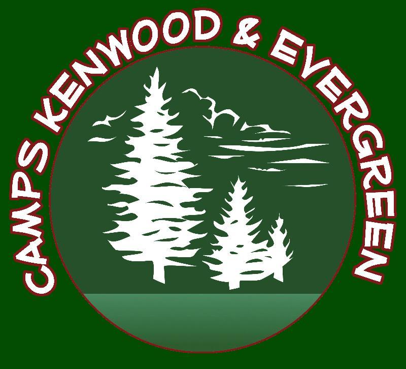 camp logo with smaller green box