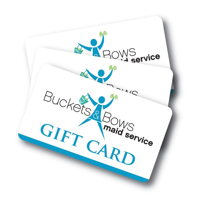 Buckets & Bows Gift Card