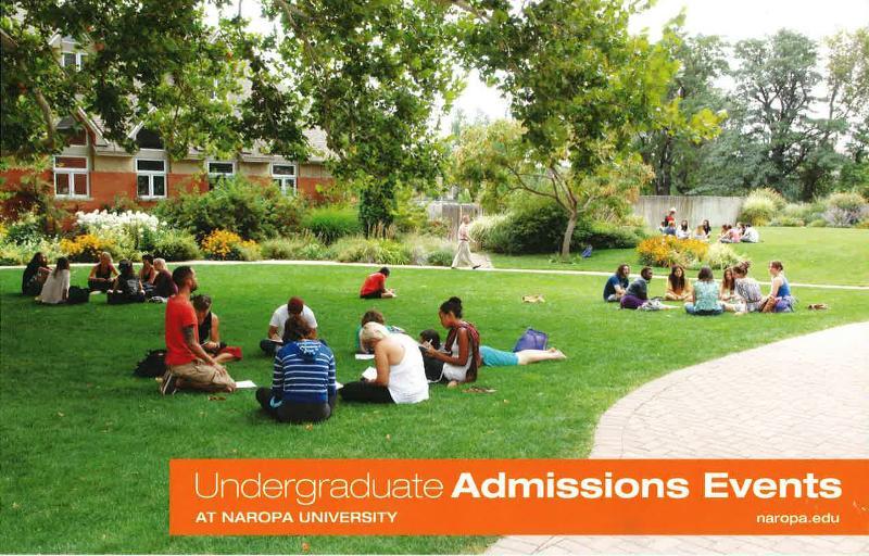 Admissions Undergraduate Events