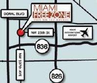 free zone miami:
