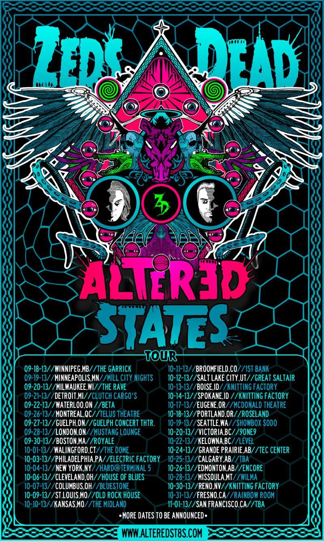 zeds dead tour
