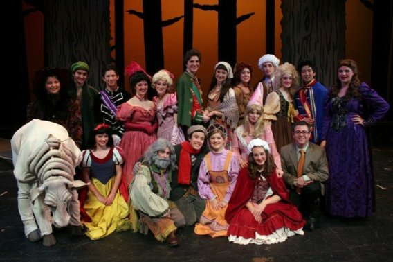 Into The Woods Play