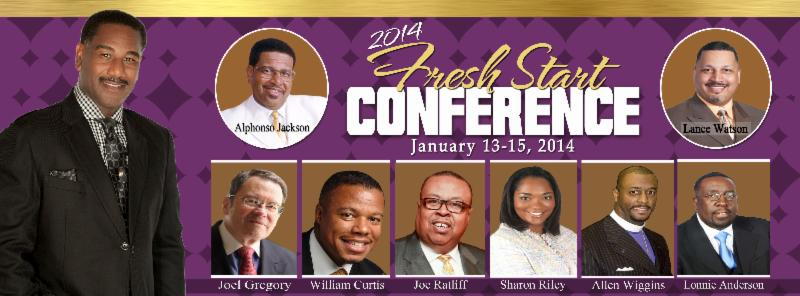 Fresh Start Conference 2014