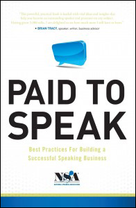 Paid to Speak cover
