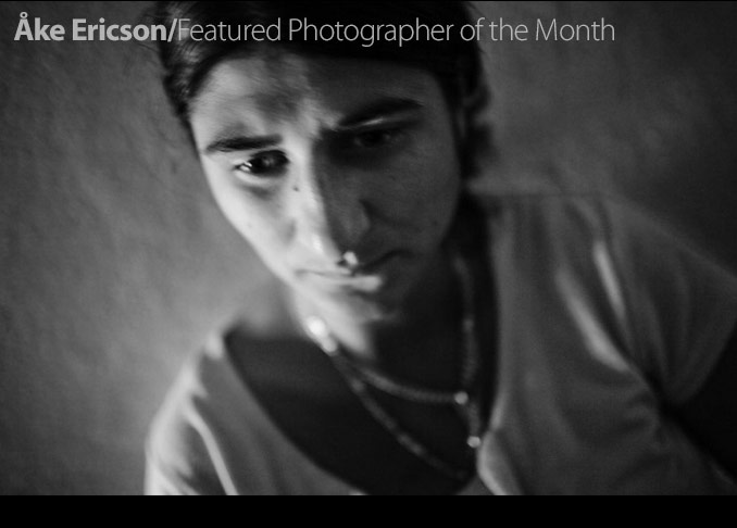 Ericson. Featured photographer of the month