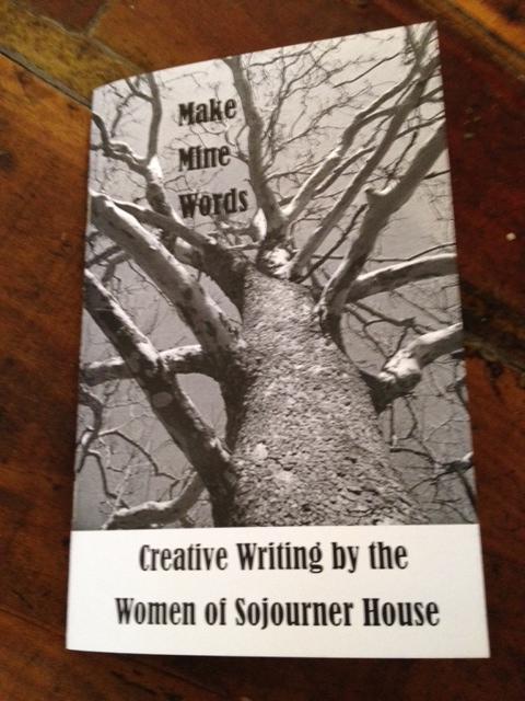 Make Mine Words program cover