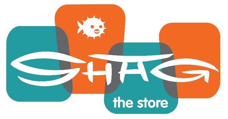 Shag Logo - Turquois