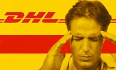 DHL's Exit Pains
