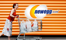 OnTrac offers free next-day delivery for Newegg pop-up store