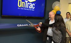 OnTrac Grand Opening