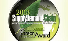 OnTrac Wins SDCE Green Award