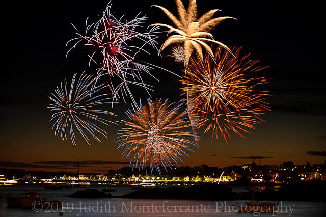 fireworks blend