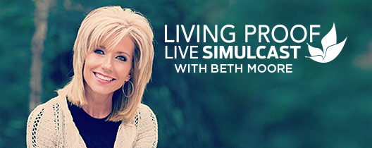 Beth Moore Live Simulcast-2014