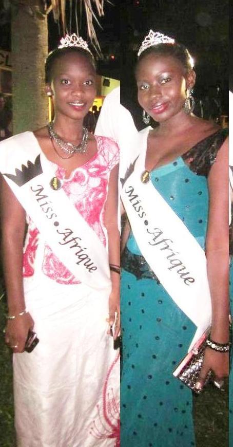 Miss.Afrique in Dakar, Senegal