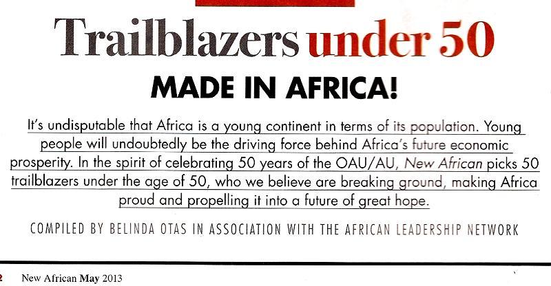 Top50 Tailblazers Under 50