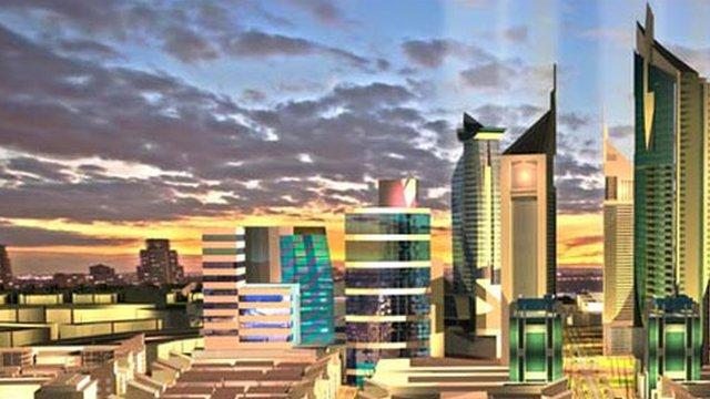 Kinza City Kenya- DotConnectAfrica