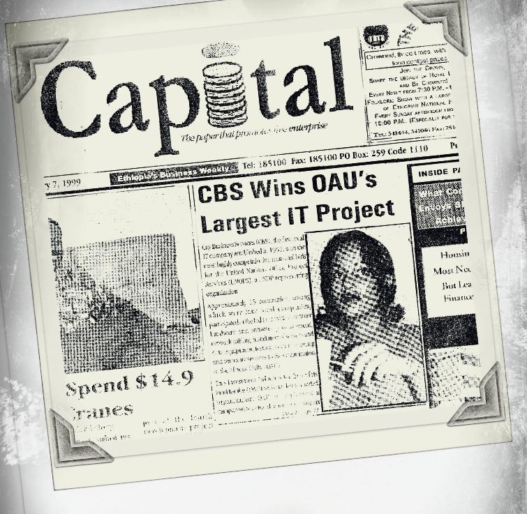 CBS Wins Largest OAU project