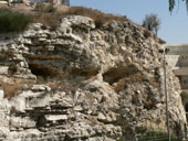 Golgotha (which means The Place of the Skull).