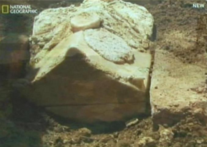 NEW DISCOVERY - BONES FOUND COULD BE THOSE OF JOHN THE BAPTIST