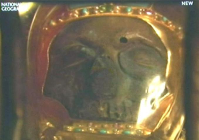 The Head of JOHN THE BAPTIST