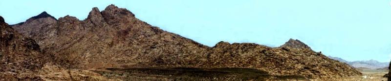 The Real Mt. Sinai.