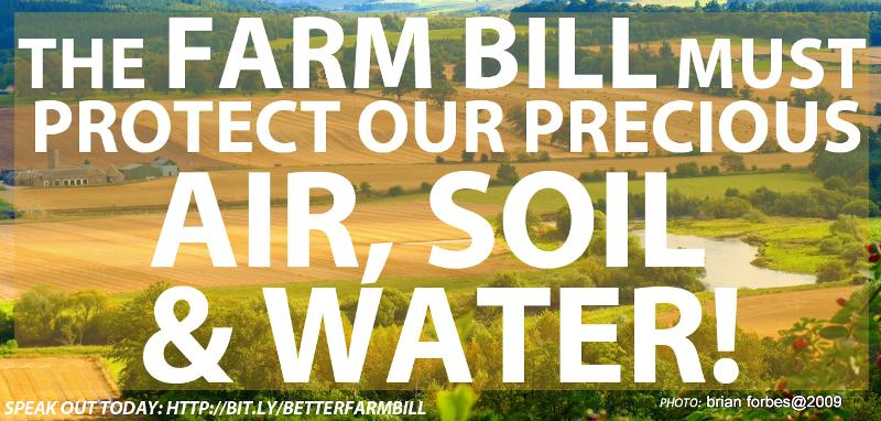 Farm Bill protection