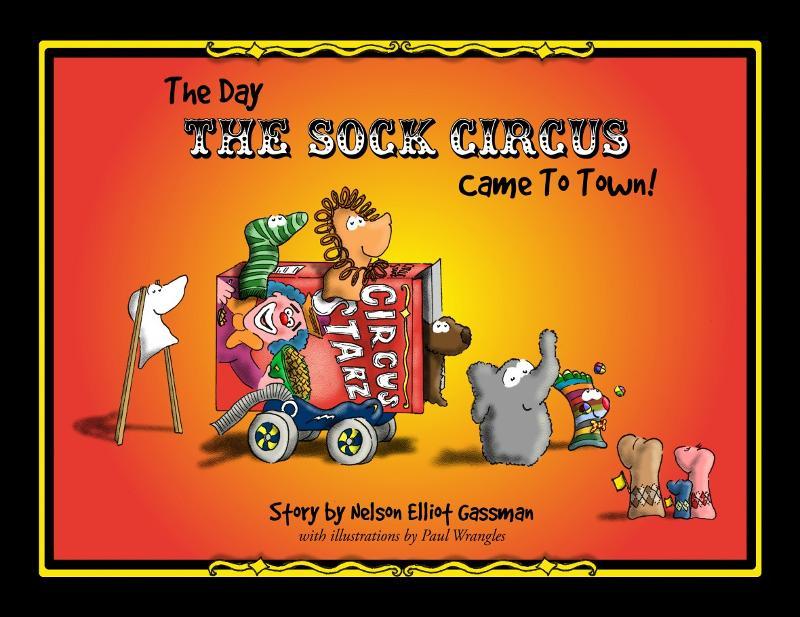 Sock Circus Book