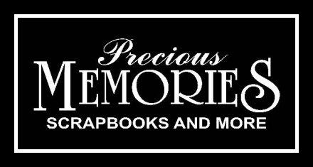 Precious Memories Logo Black