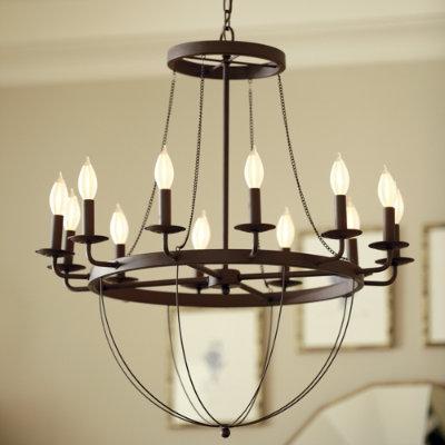 chandelier - ballard