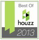 Best of Houzz 2013 Award