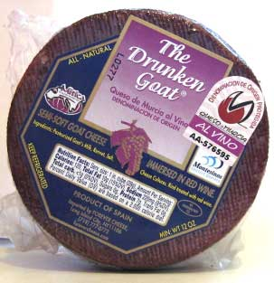 Picture of Drunken Goat Cheese