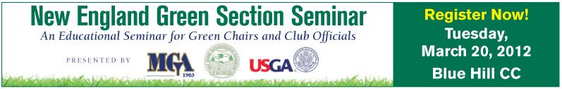 Green Seminar Register Banner