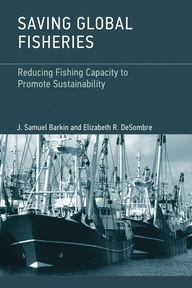 book cover Saving Global Fisheries