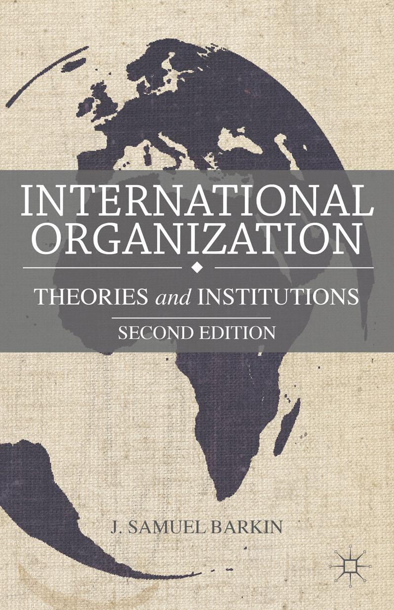 book cover International Organization