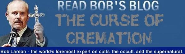 Cremation spiritual bondage curse