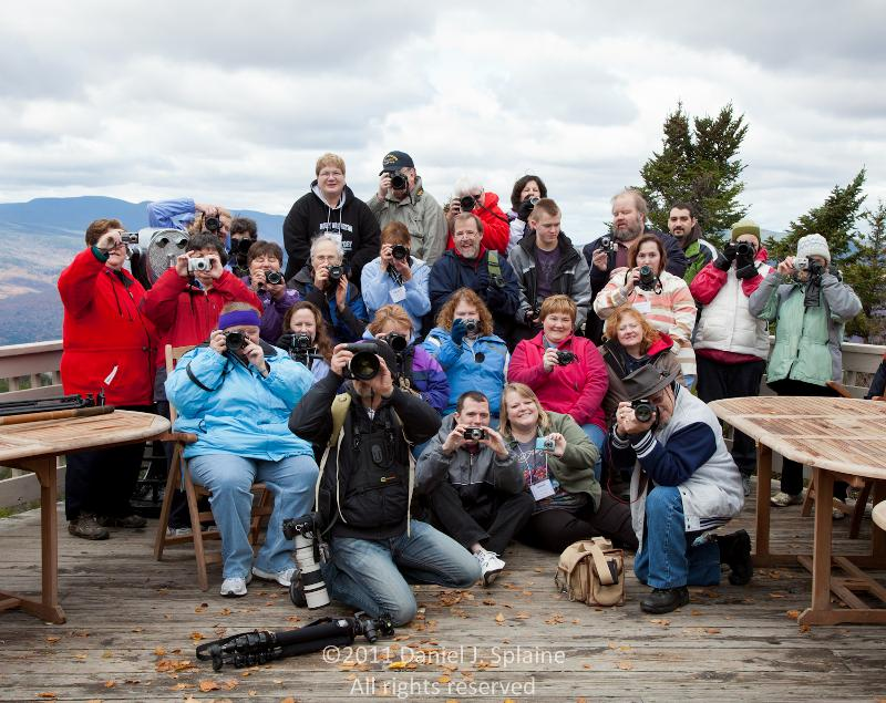 Loon Mountain Group photo
