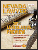 Feb. 2015 Nevada Lawyer