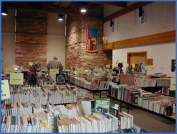 Sedona Library Book Sale