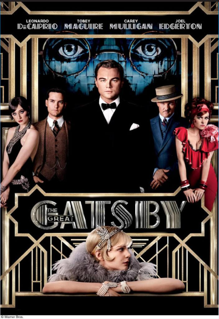 Movie: The Great Gatsby