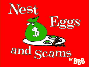 Nest Eggs logo